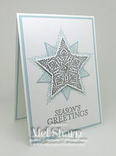 SUO Bright & Beautiful CASE by stampinandstuff – Cards and Paper Crafts at Splitcoaststampers – Christmas DIY Holiday Cards Stamped Christmas Cards, Homemade Christmas Cards, Printable Christmas Cards, Christmas Cards To Make, Noel Christmas, Homemade Cards, Holiday Cards, Card Making Inspiration, Making Ideas