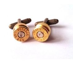Smith-Wesson Cufflinks