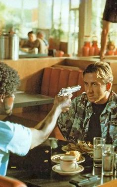 #PulpFiction (1994) - #JulesWinnfield #Pumpkin