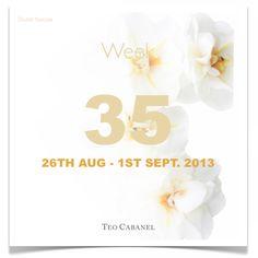Double Narcisse  #calendar #teocabanel #fragrances #parfumsrares #createur