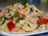 Petin těstovinový salát s tuňákem recept