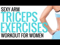 Triceps Workout for Women - Christina Carlyle