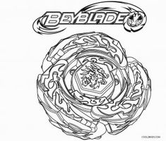 Blades of glory coloring pages ~ Beyblade anime coloring pages for kids, printable free ...