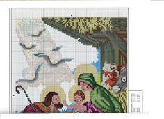 The Angels Story - 2/3 Solo Patrones Punto Cruz (pág. 306)   Aprender manualidades es facilisimo.com