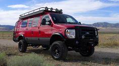 2014 Sportsmobile 4x4
