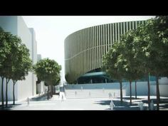 Copenhagen Arena by 3XN.  Animation by Uniform.
