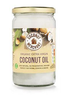 1L Coconut Merchant Bio-Kokos�l Extra Virgin Roh