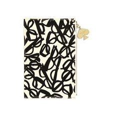 Keep your pens and pencils tucked neatly inside this charming pouch for easy and portable organization.