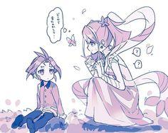 Yuzu and Yuri