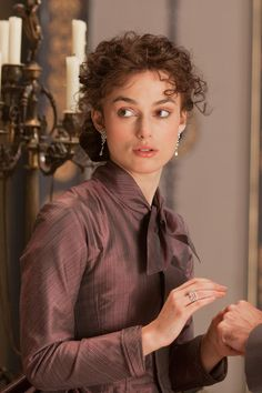 That gorgeous wedding ring (worn on the right hand in Russia)--Anna Karenina