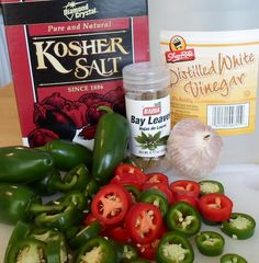 Pickled Jalapenos (and a milder option)-A Canning Tutorial