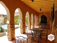 Riad Mamouche, Merzouga, Morocco
