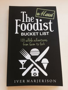 The Foodist Bucket List