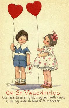 On St Valentines...