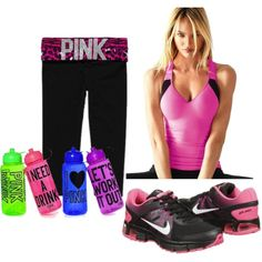 WANT!! New SEXY Workout Essentials!! <3