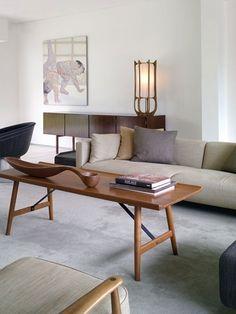 44 Stylish Mid-Century Modern Coffee Tables | DigsDigs