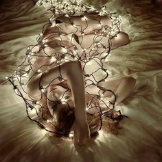 """Not quite what I had in mind when I searched """"Christmas Lights"""" but sure, we can give this one a try...."""