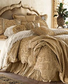 Gorgeous Bedding...