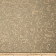 Refresh, modernize and update your home decor. This medium weight, buttery soft (has a very soft brushed flannel-like backing) damask jacquard fabric is perfect for window treatments (draperies, curtains, swags), accent pillows, table top, light upholstery and covering headboards. Colors include shades of creamy tan.
