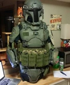 boba fett tactical gear - Google Search
