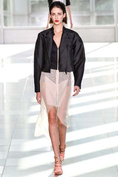 Antonio Berardi ready-to-wear spring/summer '14