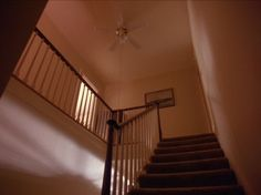 Palmer's Staircase. Twin Peaks