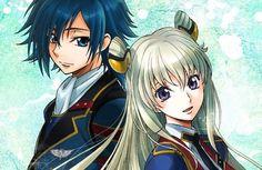 Akito and Leila