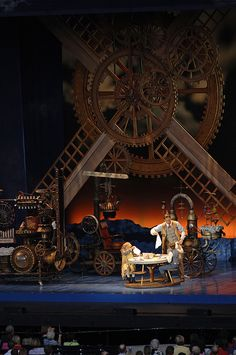 Chitty Chitty Bang Bang at Starlight Theatre by KC Starlight Theatre, via Flickr