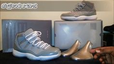 Air Jordan 11(XI) Retro | Cool Grey | Perfect Version from HiphopNp.ru (authentics are free shipping)