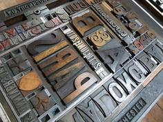 letterpress form