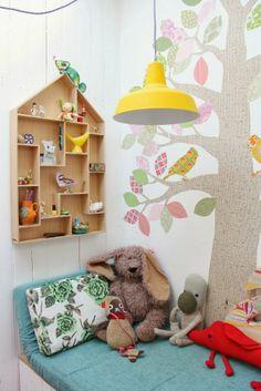 HOME  GARDEN: Ambiance éclectique et tons pastels à Amsterdam