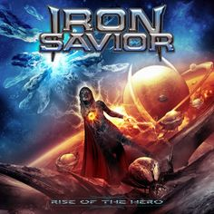 "Iron Savior : album trailer online!   February 28th is a day that power metal fans should mark in their calenders: Hamburg's IRON SAVIOR release their new album""Rise Of The Hero"", which will be available as CD, ltd. Digipak and ltd. Vinyl (250 units black, 250 blue). Check out the ""Rise Of The Hero"" album trailer here ; http://www.youtube.com/watch?v=Ie2ZyIvs7JI"