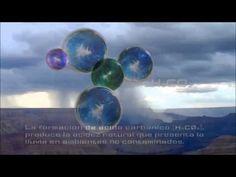 Explicacion de la lluvia ácida.