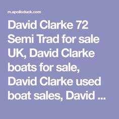 David Clarke 72 Semi Trad for sale UK, David Clarke boats for sale, David Clarke used boat sales, David Clarke Narrow Boats For Sale Lovingly Refurbished 72ft Narrow Boat - Apollo Duck