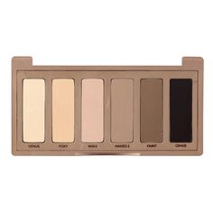 Naked Basics by Urban Decay - Someone tell my husband it's a stocking stuffer idea!