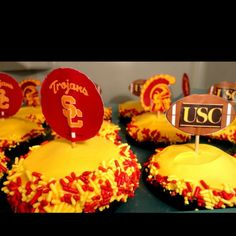 Usc Celebration Of Life Cake Cake Is Completely Edible