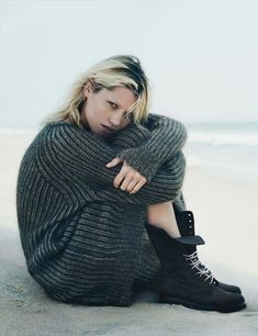 Hana Jirickova by Nick Dorey for Vogue Germany November 2014 (12)