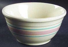 McCoy mixing bowls ...