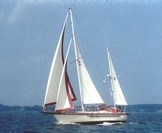 Southern Cross 39' Ketch for sale in Florida Keys