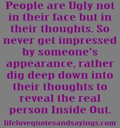 Rude People Quotes and Sayings   ... In Their Thoughts.   Love Quotes And SayingsLove Quotes And Sayings