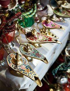 Beautiful Moroccan Handicrafts
