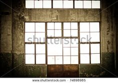 stock photo : Old factory