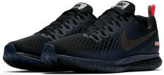 NIKE Men's Air Zoom Pegasus 34 Shield Running Shoe. #nike #sneaker #shoes #sports #menswear