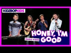 KIDZ BOP Kids - Honey, I'm Good (Official Music Video) [KIDZ BOP 29] - YouTube