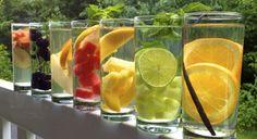 Házi ízesített víz