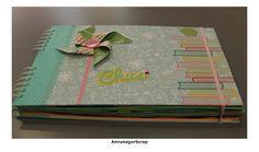 COSUCAS CUCAS el scrapbook por annunagar : libro de firmas
