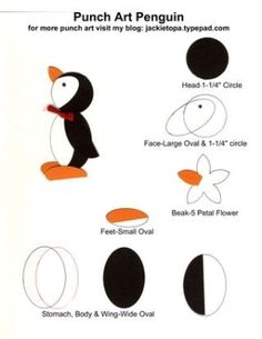 Penguin by heidi