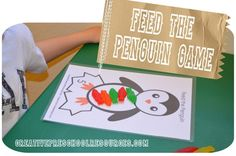 Feed The Penguin Game