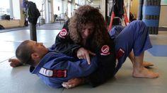 Kurt Osiander: Move of the Week - Open Guard Pass #BJJ www.Facebook.com/McDojoLife