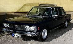Fiat 130 berlina seconda serie